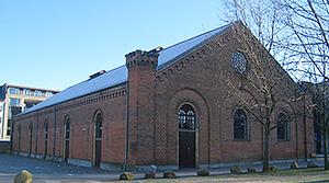 Ridehuset, Århus